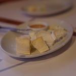 ビストロ エスカリエ - (2016/7) チーズ四種