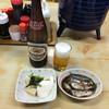 成金屋食堂 - 料理写真:いわしの煮付けと高野豆腐