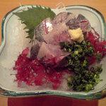 大衆魚酒場 豊年満作 - アジ