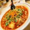 辛麺屋 辛いち - 料理写真:辛かす麺(3辛