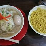 竹ちゃんタンメン - 竹ちゃんつけ麺