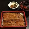良銀 - 料理写真:うな重竹 3300円