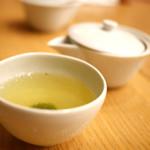 HIGASHIYA GINZA - 煎茶