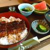 藤崎屋 - 料理写真:うな丼定食    普通に美味しい♪