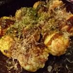 たこ焼 十八番 - ソースマヨ