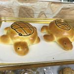 パン工房 ARAI - 亀パン