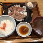 豚ステーキ十一 - 豚ステーキ【1,000円】