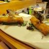 まめたん - 料理写真:鮎塩焼き 鮎の春巻き