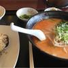 長城食堂 - 料理写真:富士ランチ780 台湾炒飯 四川担々麺