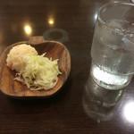 ヨコイ - サービスのサラダ