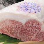 焼肉の龍園 - 神戸牛サーロイン