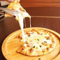 チーズの美味しい料理も沢山あります!ピザチーズもお取り寄せ!