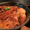 ブタリアンレストラン - 料理写真:豚丼