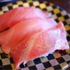 函太郎 - 料理写真:マグロ三種盛り