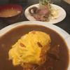 カヤシマ - 料理写真:オムカレーセット