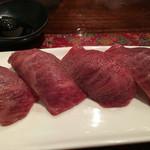 くくるくみ - 料理写真:石垣牛の寿司
