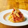 道産小麦のパスタ屋さん ミールラウンジ - 料理写真:道産北あかりとベーコンのトマトソース