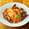 道産小麦のパスタ屋さん ミールラウンジ - 料理写真:道産アサリと魚介のペスカトーレ