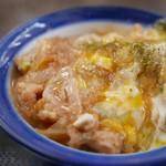 麺どころ かとう - 親子丼up