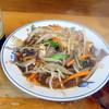 代一元 - 料理写真:レバー炒め500円