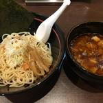 無奏天生 - 2016年7月限定、スタミナつけ麺(税込850円)