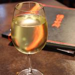 陳家私菜 赤坂一号店 湧の台所 - 白ワイン(グラス)