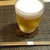 蕎麦瑠 呑楽人 - ドリンク写真:生ビール(500円)♪
