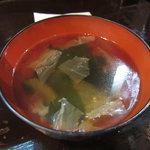 キッチンABC - スープ