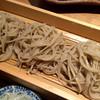 蕎麦あさ田 - 料理写真:〆のせいろ