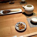 蕎麦あさ田 - 焼き味噌と志太泉