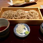 蕎麦あさ田 - せいろの全貌