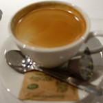 ビステッケリア エノテカ イル モーロ - コーヒー