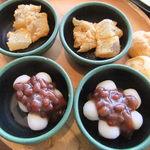 里山ダイニング 野の宴 - デザート2種類