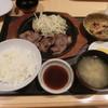 レストラン ポルックス - 料理写真:ジンギスカン定食1350円