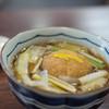 そば所 よし田  - 料理写真:コロッケ蕎麥(そば)