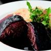 サロン ド カフェ サマサマ - 料理写真:和牛ホホ肉の赤ワイン煮込み