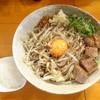 ラーメン コンジキ - 料理写真:元祖まぜそば(300g)