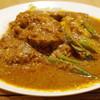 もりやま屋 - 料理写真:チキンカレー