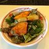 食房エスト - 料理写真:温野菜も入ったサラダ