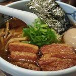 麺屋武蔵 - 武蔵ラーメン