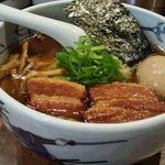 麺屋武蔵 - 武蔵ラーメン2