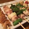 おっけい - 料理写真:大山鶏盛り合わせ(5本)