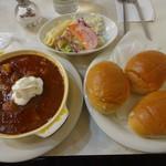 メイプル - 料理写真:ビーフシチュー