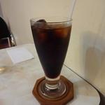 メイプル - ドリンク写真:アイスコーヒー