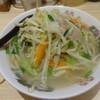 しゃきしゃき - 料理写真:たんめん:700円