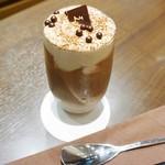 ラ・メゾン・デュ・ショコラ - フラッペショコラ