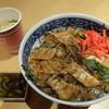 天辰 - 料理写真:蒸し穴子丼