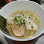 鶏喰 - 塩ラーメン