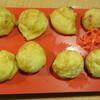 えき亭 - 料理写真:明石焼き(明石焼きドリンクセット)