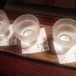 湯回廊 菊屋 - 日本酒